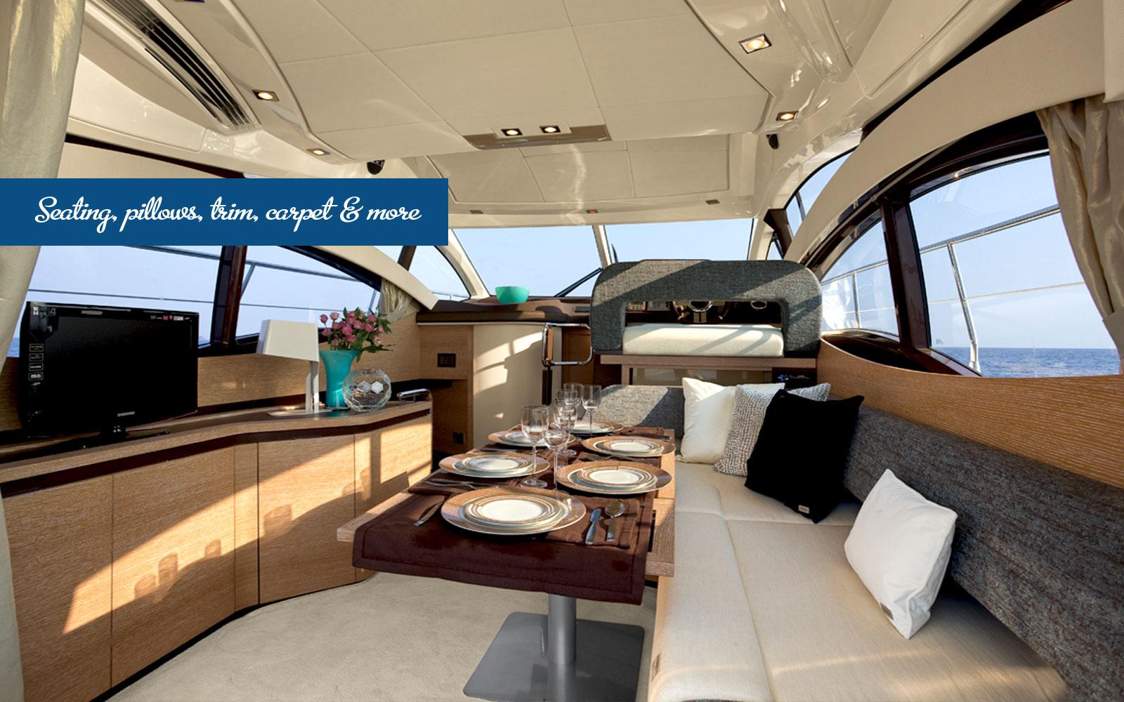 2012 © Bayside Canvas U0026 Yacht Interiors
